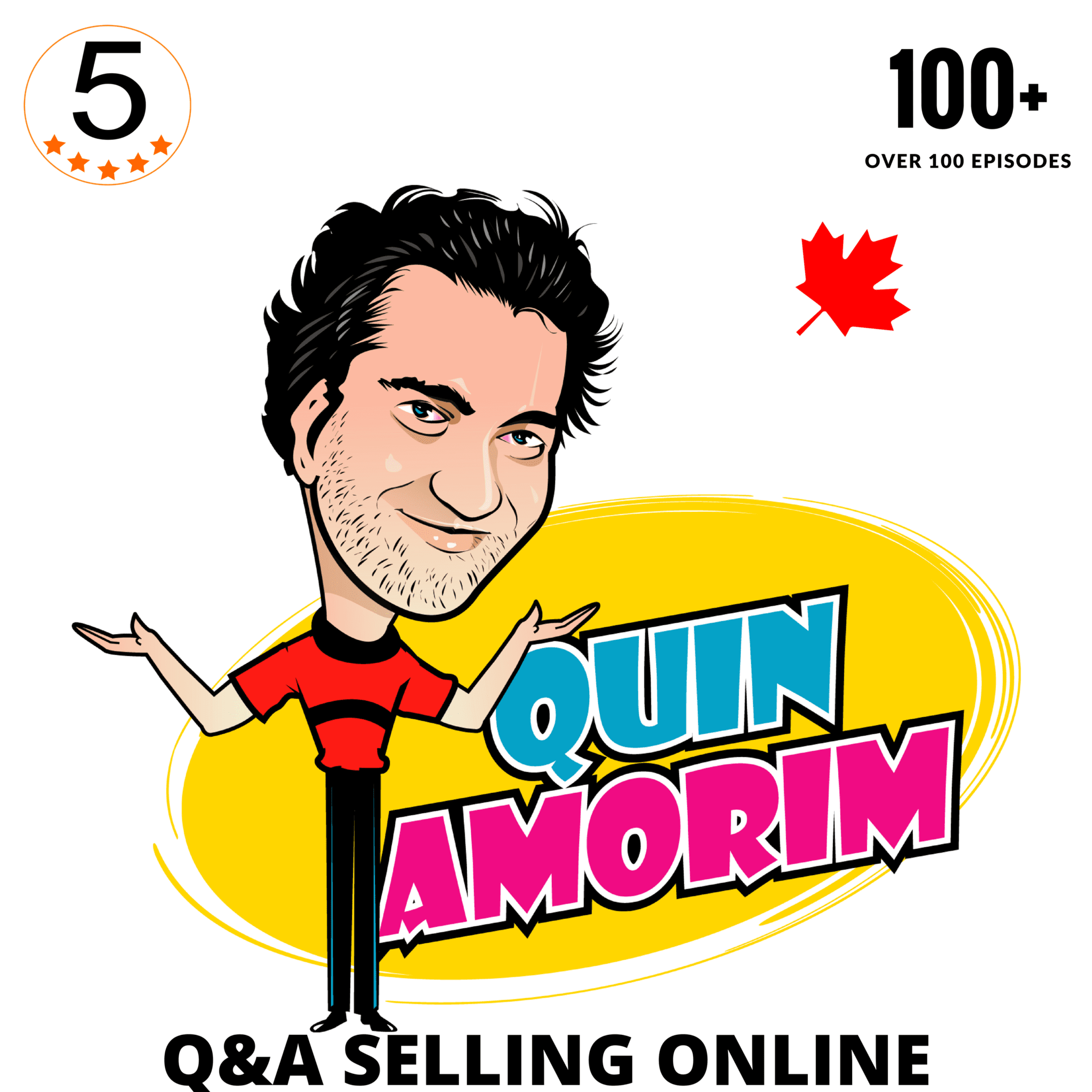 Q & A Selling Online Podcast