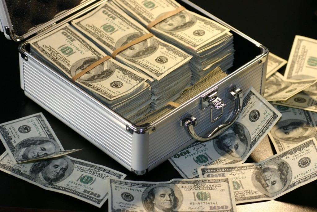 banknotes-bills-cash-million- bucks-dollars-selling on Amazon