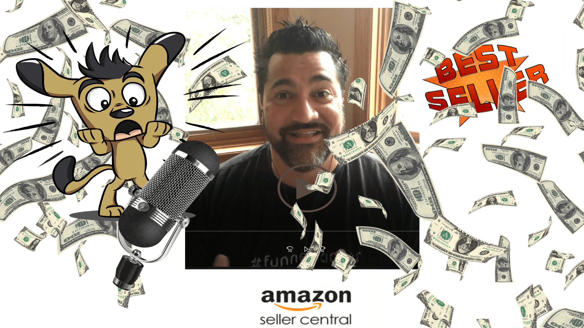 Quin Amorim Amazon FBA Trillion Dollar