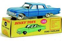 diecast Dinky Car