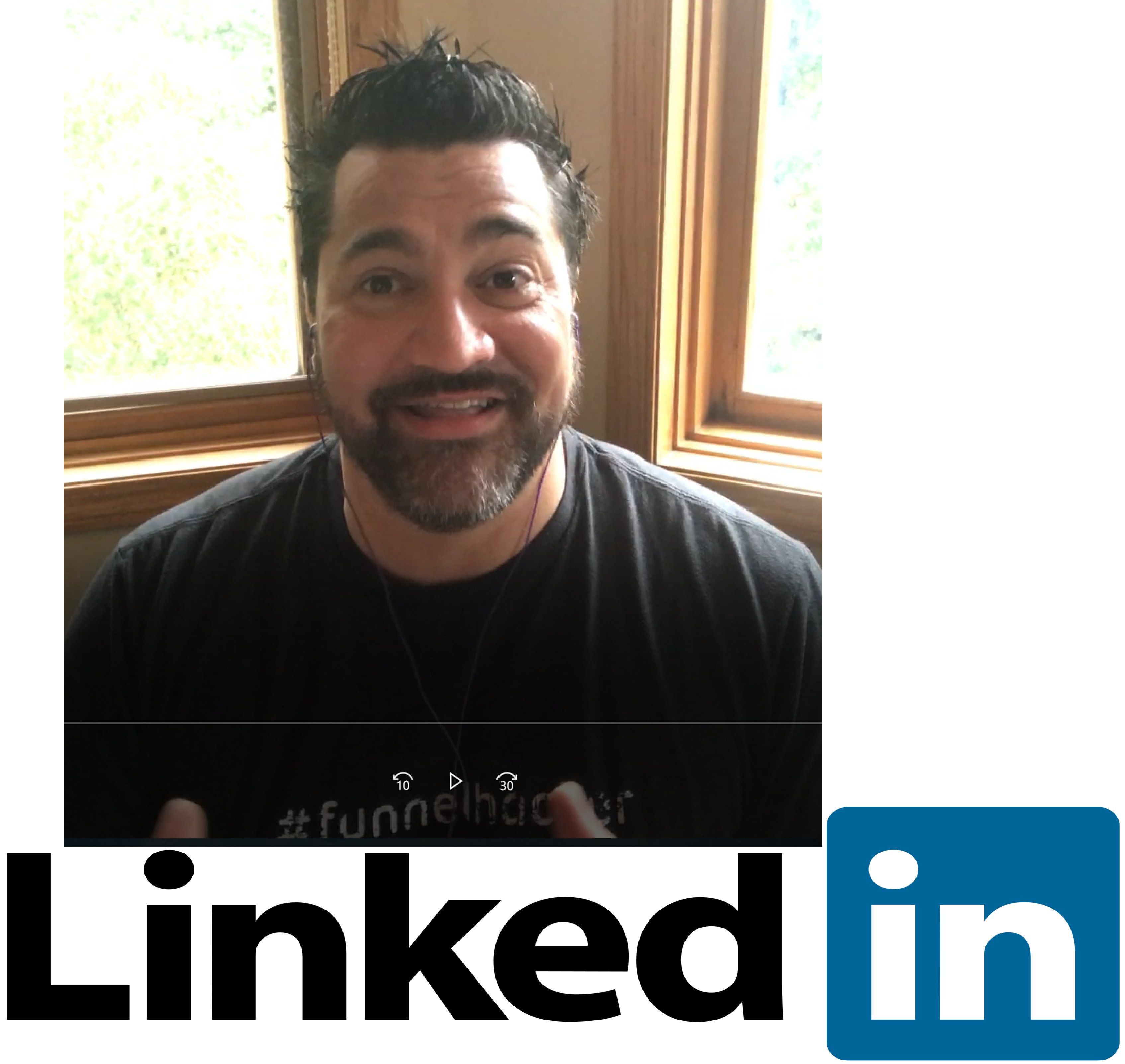 linkedin with Quin