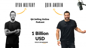 , Top 100 Seller and Platinum Status on Amazon FBA –  Ryan Mulvany, QA Selling Online at Amazon FBA, QA Selling Online at Amazon FBA