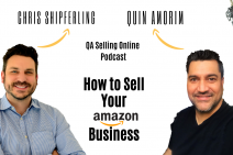Chris Shipferling and Quin Amorim talk about selling online businesses