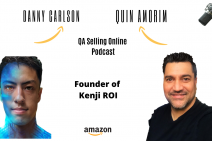 Danny Carlson Founder of Kenji ROI