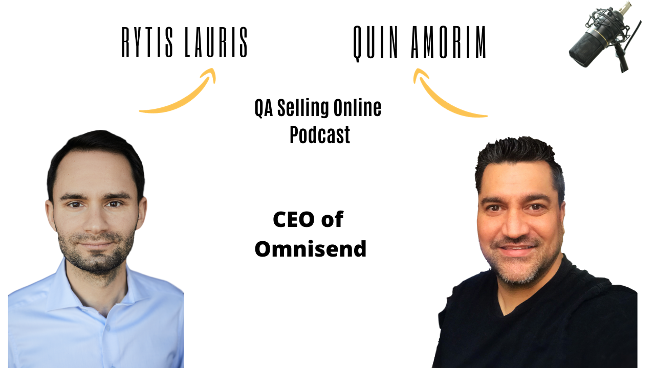 Rytis Lauris CEO of Omnisend